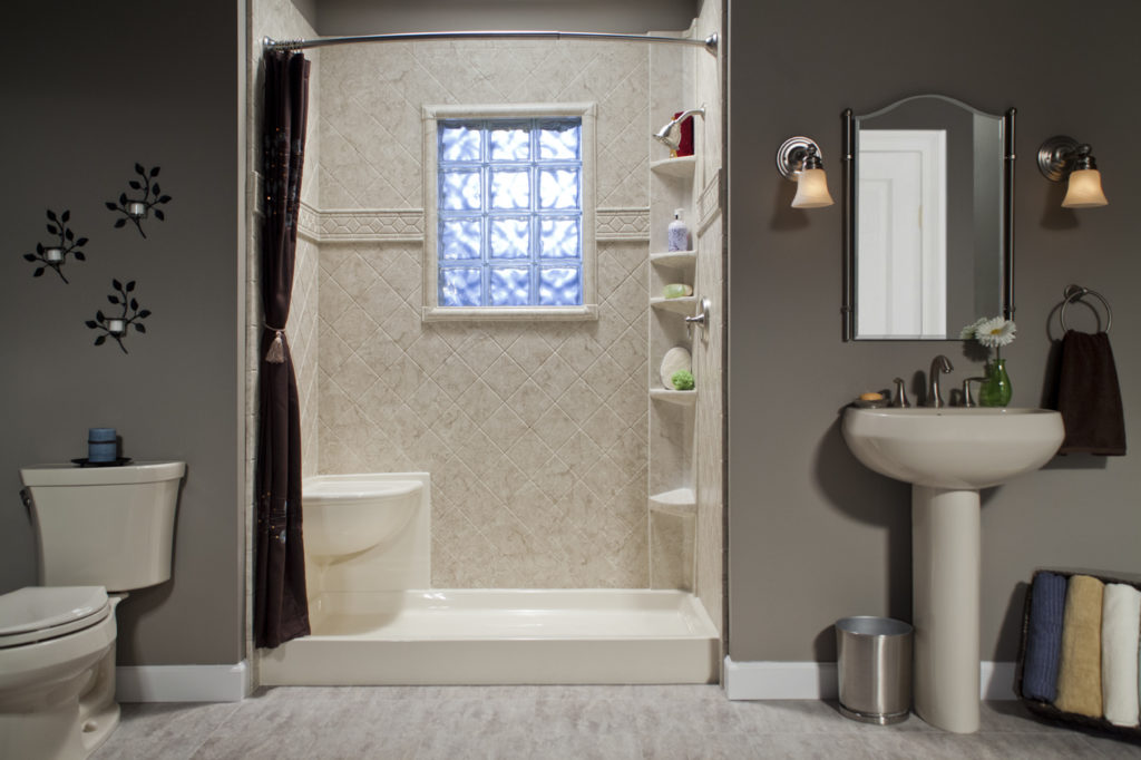 bathroom remodel in baltimore, md